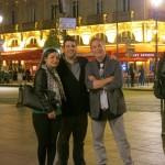 Marcela, Alfredo and Me